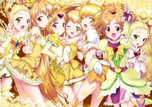 Rating: Safe Score: 35 Tags: fresh_pretty_cure! futari_wa_pretty_cure futari_wa_pretty_cure_splash_star heartcatch_pretty_cure! hyuuga_saki kasugano_urara kise_yayoi kujou_hikari myoudouin_itsuki pretty_cure shirabe_ako smile_precure! suite_pretty_cure suzume_inui yamabuki_inori yes!_precure_5 User: ddns001