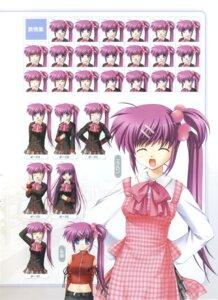 Rating: Safe Score: 2 Tags: character_design expression hinoue_itaru key little_busters! saigusa_haruka seifuku User: admin2