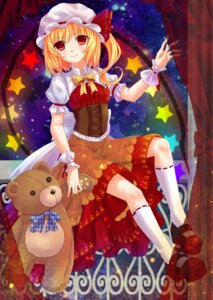 Rating: Safe Score: 18 Tags: dress flandre_scarlet heels meiki touhou wings User: Mr_GT