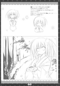 Rating: Safe Score: 6 Tags: korie_riko monochrome mujin_shoujo sketch User: Twinsenzw