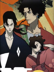 Rating: Safe Score: 9 Tags: fuu jin mugen samurai_champloo screening User: minakomel