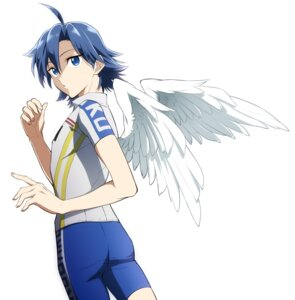Rating: Safe Score: 9 Tags: 92_(artist) male manami_sangaku wings yowamushi_pedal User: charunetra