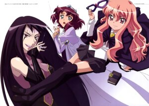 Rating: Safe Score: 16 Tags: cleavage fujii_masahiro henrietta louise sheffield thighhighs zero_no_tsukaima User: vita