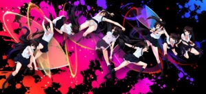 Rating: Safe Score: 4 Tags: hamada_youho pantsu seifuku sword User: charunetra