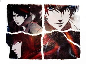 Rating: Safe Score: 4 Tags: death_note wallpaper yagami_light User: KnightOfZero
