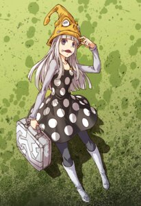 Rating: Safe Score: 10 Tags: dress fish.boy pantyhose soul_eater tagme User: Radioactive