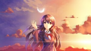 Rating: Safe Score: 36 Tags: ame_no_uta seifuku wallpaper User: Mr_GT