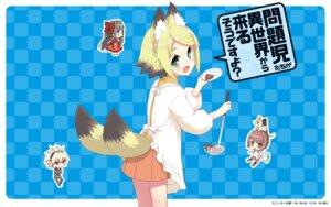 Rating: Safe Score: 13 Tags: animal_ears chibi ide_naomi kasukabe_you kitsune kudou_asuka lili_(mondaiji_tachi_ga_isekai_kara_kuru_sou_desu_yo?) mikeneko mondaiji_tachi_ga_isekai_kara_kuru_sou_desu_yo? sakamaki_izayoi tail wallpaper User: blooregardo