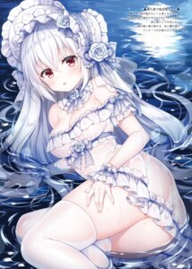 Rating: Questionable Score: 92 Tags: areola ass dress lolita_fashion mitsuba_choco no_bra see_through tagme thighhighs wet wet_clothes User: kiyoe