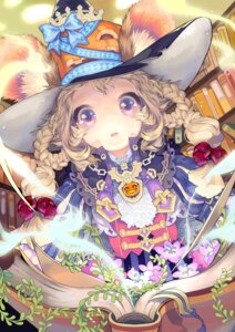 Rating: Safe Score: 31 Tags: halloween serenade witch User: blooregardo