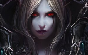 Rating: Safe Score: 42 Tags: chenbo sylvanas_windrunner wallpaper world_of_warcraft User: eridani