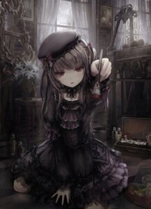 Rating: Safe Score: 41 Tags: apple228 dress gothic_lolita lolita_fashion User: Mr_GT