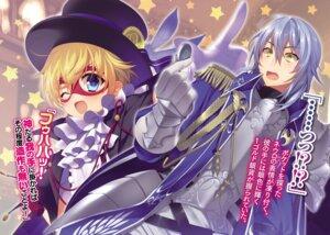 Rating: Safe Score: 8 Tags: armor choujin_koukousei-tachi_wa_isekai_demo_yoyuu_de_ikinuku_you_desu! sakura_neko User: kiyoe