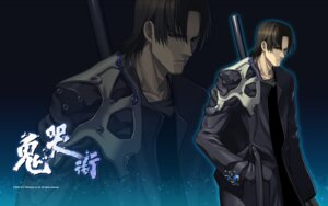 Rating: Safe Score: 5 Tags: chuuou_higashiguchi kikokugai kong_taolo male nitroplus wallpaper User: SubaruSumeragi