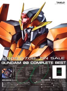 Rating: Safe Score: 6 Tags: arios_gundam gundam gundam_00 mecha User: Radioactive