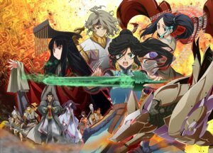 Rating: Safe Score: 8 Tags: asian_clothes kenenken_aoki_kagayaki sword tagme weapon User: saemonnokami