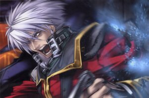 Rating: Safe Score: 5 Tags: ichimura_yuu male super_robot_wars zengar_zombolt User: Share
