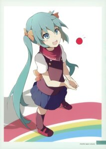 Rating: Safe Score: 16 Tags: hatsune_miku milky_been! ogipote vocaloid User: Hatsukoi