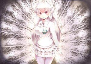 Rating: Safe Score: 11 Tags: kanzakietc kemono_friends pantyhose white_peafowl User: Mr_GT