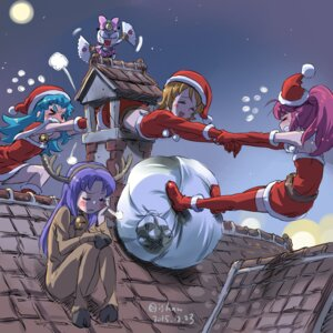 Rating: Safe Score: 22 Tags: christmas dress happiness_charge_precure! heels horns isedaichi_ken pretty_cure shirayuki_hime_(precure) thighhighs User: Mr_GT