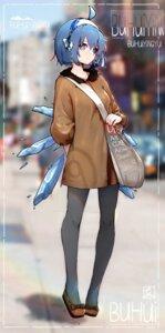 Rating: Safe Score: 27 Tags: cirno kiyomasa_ren pantyhose touhou wings User: Mr_GT