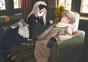 Rating: Safe Score: 17 Tags: belarus hetalia_axis_powers mocha pantyhose russia User: Radioactive