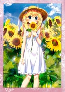 Rating: Safe Score: 70 Tags: dress grisaia_no_kajitsu grisaia_no_meikyu matsushima_michiru summer_dress watanabe_akio User: Hatsukoi