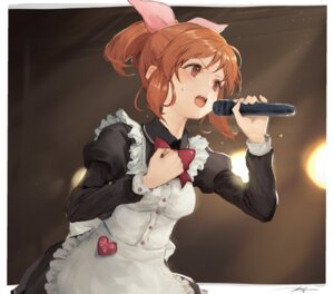 Rating: Safe Score: 31 Tags: abe_nana kouzuki_kei maid the_idolm@ster the_idolm@ster_cinderella_girls User: hiroimo2