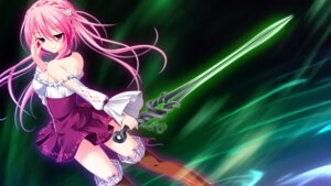 Rating: Safe Score: 57 Tags: 3rd_eye game_cg gensou_no_idea makita_maki nanami_naru sword thighhighs User: hxsxdx