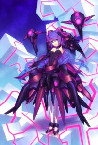 Rating: Safe Score: 25 Tags: dress mckeee mecha_musume User: Kaixa