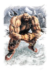Rating: Safe Score: 2 Tags: capcom male snow street_fighter street_fighter_iv zangief User: Yokaiou