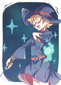 Rating: Safe Score: 18 Tags: little_witch_academia lotte_yanson megane seifuku tama_(sin05g) witch User: nphuongsun93