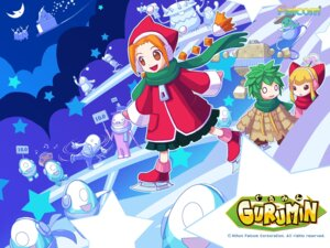 Rating: Safe Score: 5 Tags: falcom gurumin tagme wallpaper User: hirotn