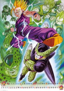 Rating: Safe Score: 5 Tags: calendar cell_(character) dragon_ball male piccolo son_gohan son_goku trunks vegeta User: Nazzrie