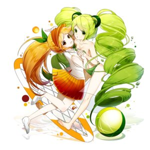 Rating: Safe Score: 21 Tags: bikini cookie_run lepoule_(kmjh90) lime_cookie range_cookie see_through swimsuits User: charunetra