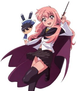 Rating: Questionable Score: 12 Tags: louise pantsu thighhighs zero_no_tsukaima User: vita
