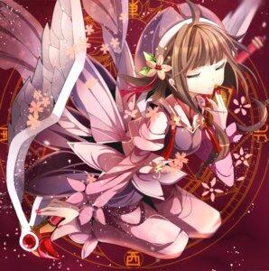 Rating: Safe Score: 40 Tags: card_captor_sakura fumiko_(miruyuana) kinomoto_sakura User: tbchyu001