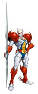 Rating: Safe Score: 4 Tags: mecha shinkirou tekkaman User: Radioactive