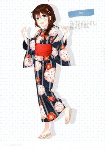 Rating: Safe Score: 23 Tags: kantai_collection moni naoto shigure_(kancolle) tagme yukata User: kiyoe