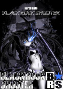 Rating: Safe Score: 19 Tags: black_rock_shooter black_rock_shooter_(character) hanayori_dandansh kuroi_mato vocaloid User: MadMan