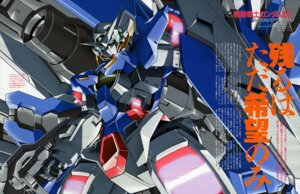 Rating: Safe Score: 6 Tags: gundam gundam_00 mecha nishii_masanori User: Radioactive