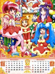 Rating: Safe Score: 13 Tags: aino_megumi calendar christmas gura-san happiness_charge_precure! heels hikawa_iona oomori_yuuko pretty_cure ribbon_(precure) satou_masayuki shirayuki_hime_(precure) thighhighs User: drop