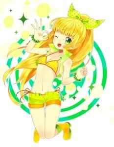 Rating: Safe Score: 14 Tags: bikini c.c._lemon c.c._lemon_(character) somezima swimsuits User: Phiris