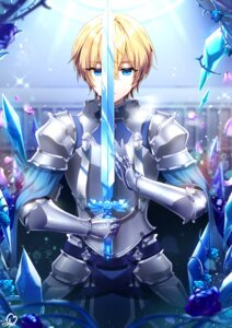 Rating: Safe Score: 7 Tags: armor eile_(esspril) eugeo male sword_art_online sword_art_online_alicization User: charunetra