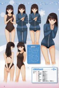 Rating: Safe Score: 28 Tags: amagami ayatsuji_tsukasa screening swimsuits takayama_kisai User: Prishe