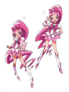 Rating: Questionable Score: 5 Tags: hanasaki_tsubomi heartcatch_pretty_cure! kawamura_toshie pretty_cure User: drop
