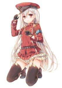Rating: Safe Score: 147 Tags: heels komeshiro_kasu stockings thighhighs User: KazukiNanako