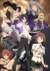 Rating: Safe Score: 22 Tags: bandages cleavage gun seifuku sword taboo_tattoo tagme User: saemonnokami