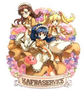 Rating: Safe Score: 19 Tags: kafra_girl megane ragnarok_online tiv User: Tsubaki_san