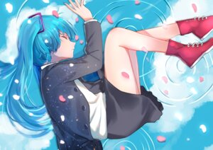 Rating: Safe Score: 27 Tags: hatsune_miku qingli_green vocaloid User: Mr_GT